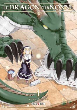 Couverture du livre : Le Dragon et la Nonne, Tome 1