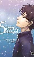 5cm Per Second, Tome 2
