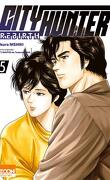 City Hunter Rebirth, Tome 5