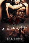 couverture Escape The Shadows, Tome 4 : Rédemption