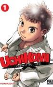 Uchikomi - L'esprit du judo, tome 1