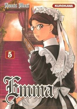 Couverture du livre : Emma, tome 5