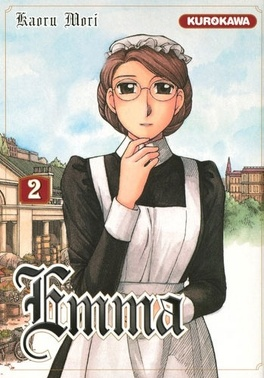 Couverture du livre : Emma, tome 2