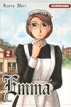 couverture Emma, tome 2
