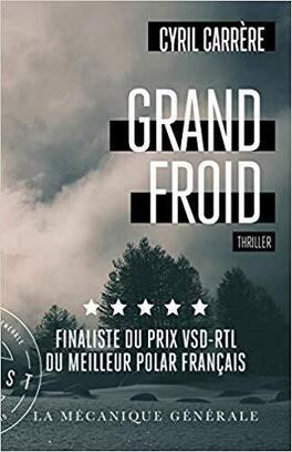 Couverture du livre : Grand Froid