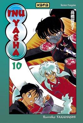 Couverture du livre : Inu-Yasha, tome 10