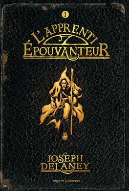 Couverture du livre : L'Épouvanteur, Tome 1 : L'Apprenti-Épouvanteur