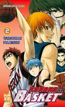 Kuroko's Basket, Tome 2