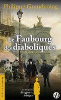 Une enquête d'Hippolyte Salvignac, Tome 2 : Le Faubourg des diaboliques