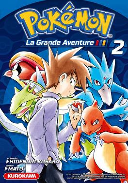 Couverture du livre : Pokémon : La Grande Aventure, Intégrale 2
