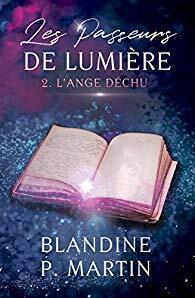 Couverture du livre : Les Passeurs de Lumière, Tome 2 : L'Ange déchu