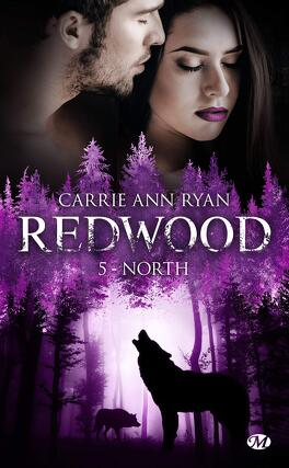 Couverture du livre : Redwood, Tome 5 : North