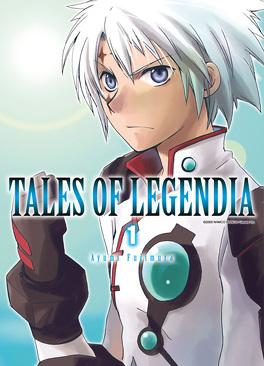 Couverture du livre : Tales of Legendia, Tome 1