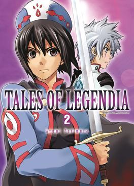 Couverture du livre : Tales of Legendia, Tome 2