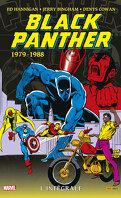 Black Panther : L'Intégrale 1979-1988