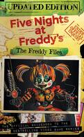 Five Nights at Freddy's: The Freddy Files: Updated Edition