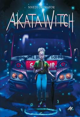 Couverture du livre : Akata Witch