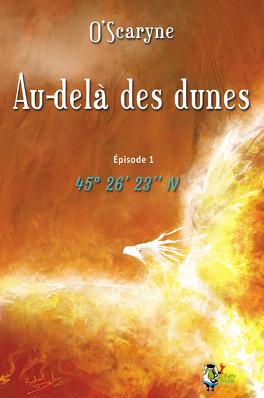 Couverture du livre : Au-delà des dunes