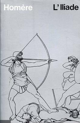 Couverture du livre : Contes et légendes de l'Iliade