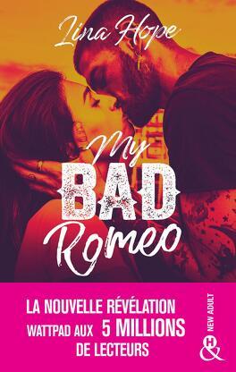 Couverture du livre : My bad Roméo