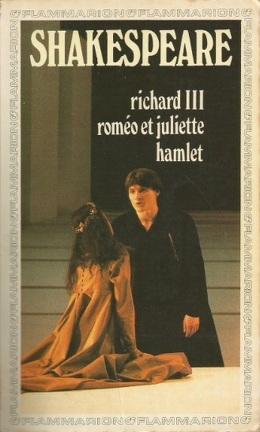 Couverture du livre : Richard III / Roméo et Juliette / Hamlet