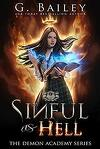 Demon Academy, Tome 1 : Sinful as Hell