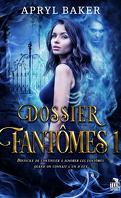 Dossiers fantômes, Tome 1 : Dossiers fantômes
