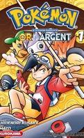 Pokémon : La Grande Aventure : Or et Argent, Tome 1