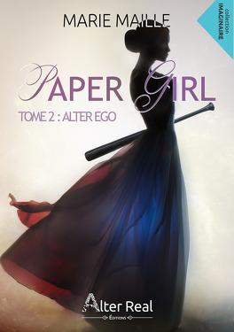 Couverture du livre : Paper Girl, Tome 2 : Alter ego