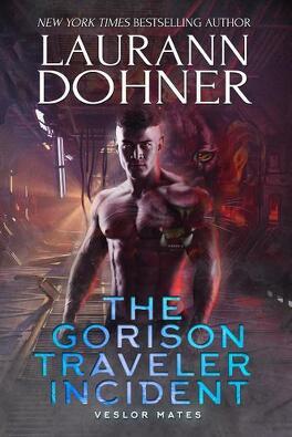 Couverture du livre : Veslor Mates, Tome 1 : The Gorison Traveler Incident