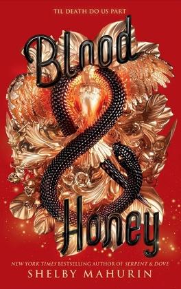 Couverture du livre : Blood and Honey