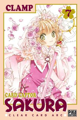 Couverture du livre : Card Captor Sakura - Clear Card Arc, Tome 7