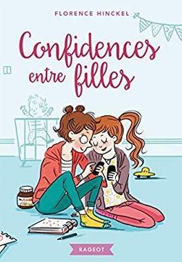 Couverture du livre : Confidences entre filles