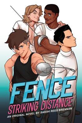 Couverture du livre : Fence : Striking Distance