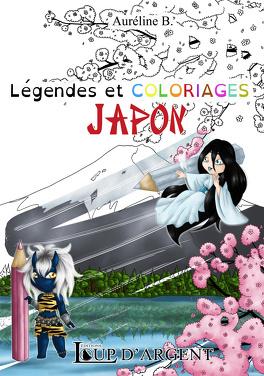 Couverture du livre : Légendes et Coloriages - Japon