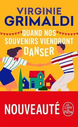 Couverture du livre : Quand nos souvenirs viendront danser
