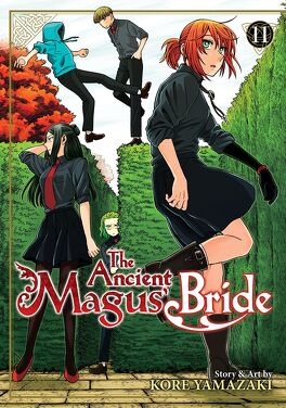 Couverture du livre : The Ancient Magus Bride, Tome 11
