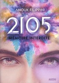 Couverture du livre : 2105 Mémoire Interdite