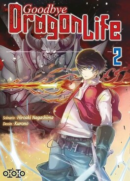 Couverture du livre : Goodbye Dragon Life, Tome 2