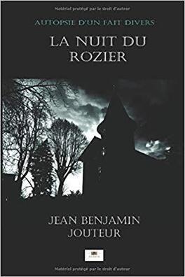 Couverture du livre : La nuit du Rozier