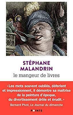 Couverture du livre : Le Mangeur de livres