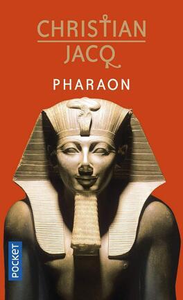 Couverture du livre : Pharaon - Mon Royaume est de ce Monde