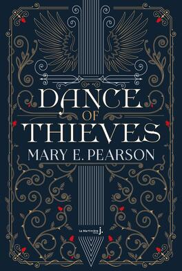 Couverture du livre : Dance of Thieves