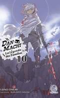 DanMachi – La Légende des Familias, Tome 10