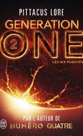 Generation One, Tome 2 : Les Six Fugitifs
