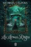 couverture Les Larmes rouges, Tome 3 : Quintessence