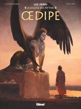 Couverture du livre : Œdipe