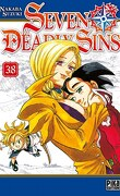 Seven Deadly Sins, Tome 38