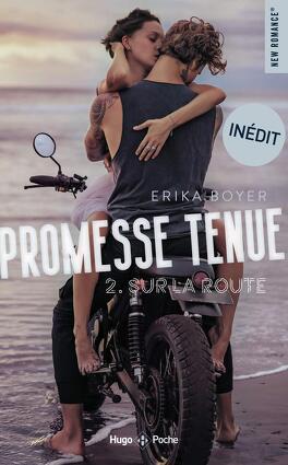 Couverture du livre : Promesse tenue, Tome 2 : Sur la route