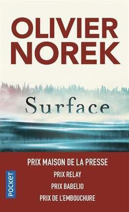 Couverture du livre : Surface